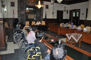 audiensi disabilitas diy  ke dprd diy (2)