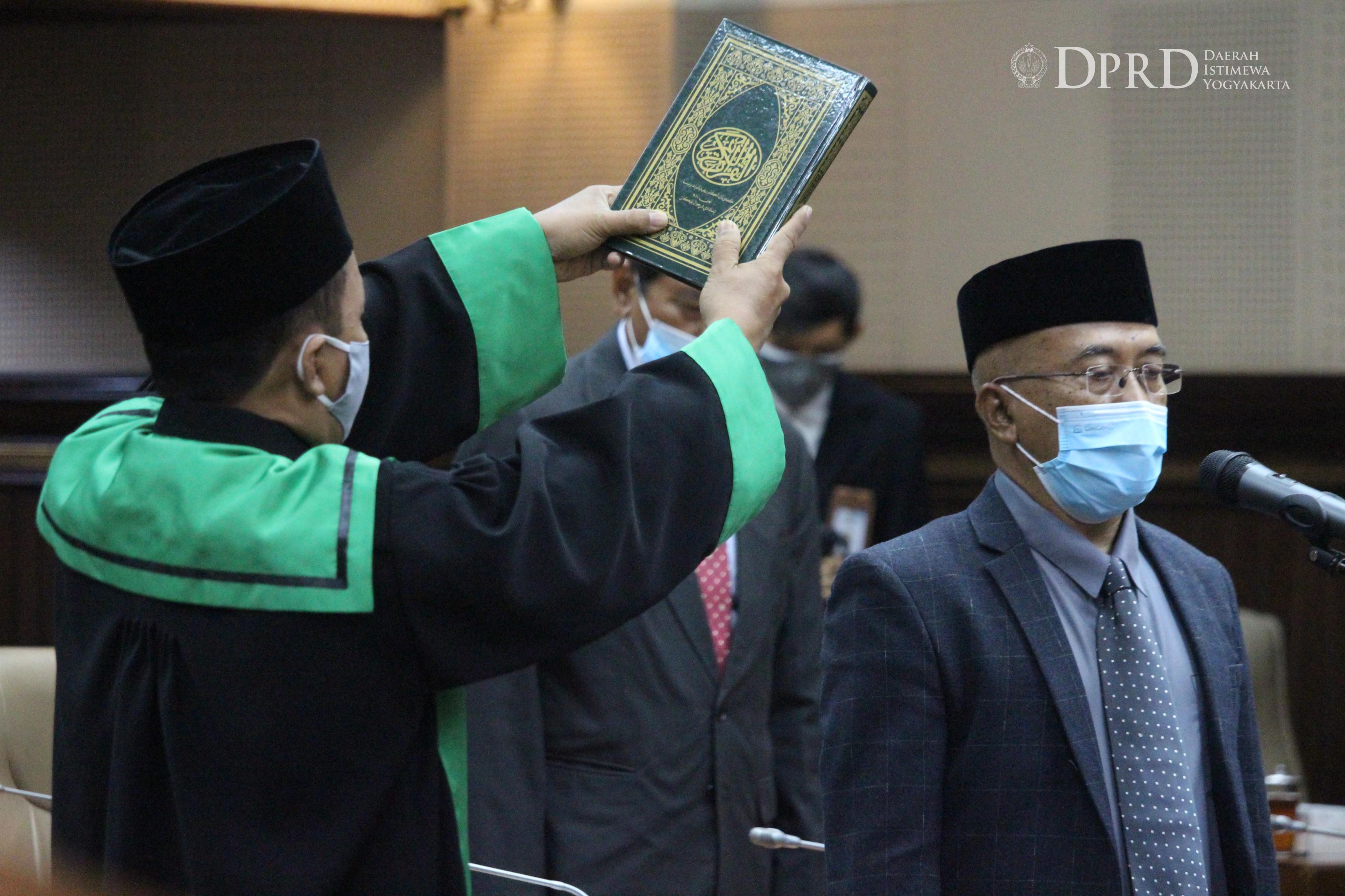 Pergantian Antar Waktu Anggota DPRD DIY dari Fraksi PKS (3)